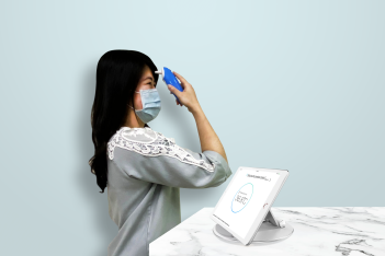 Bluetooth Infrared Ear and Forehead Thermometer